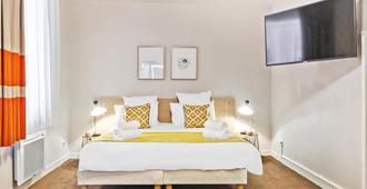 Appart'City Confort Lille - Euralille - Lille - Schlafzimmer