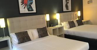 Caledonian Hotel Motel - Echuca - Yatak Odası