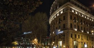 Grand Hotel Palace - רומא - בניין
