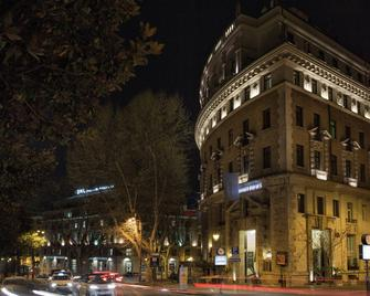 Grand Hotel Palace - Rome - Gebouw