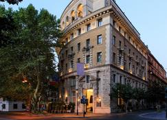 Grand Hotel Palace - Рим - Building