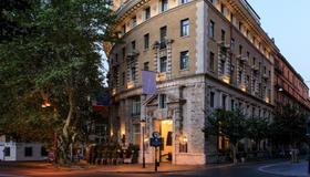 Grand Hotel Palace - Roma - Edificio