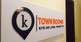 Ktown Rooms - Karachi - Room amenity