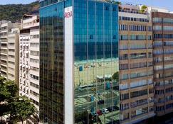 Arena Copacabana Hotel - Rio de Janeiro - Building