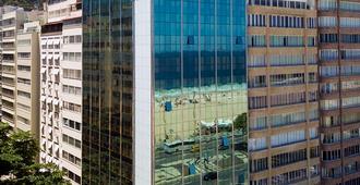 Arena Copacabana Hotel - Rio de Janeiro - Edificio