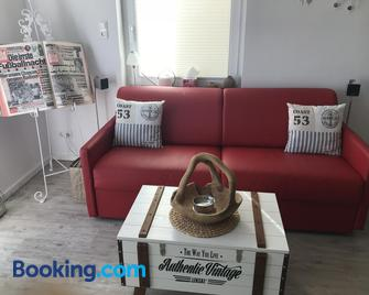 Stilvolles Appartement - Ludenscheid - Living room