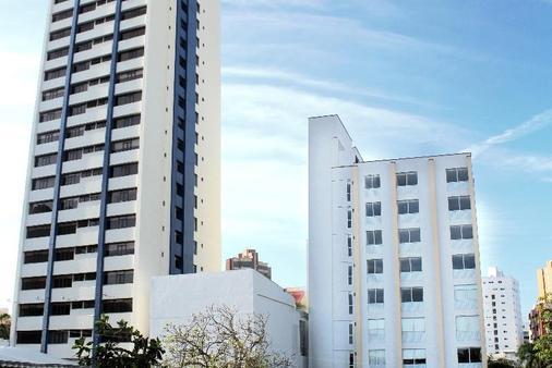 巴蘭基亞宮酒店 - 巴蘭基亞 - 巴蘭基亞 - 建築