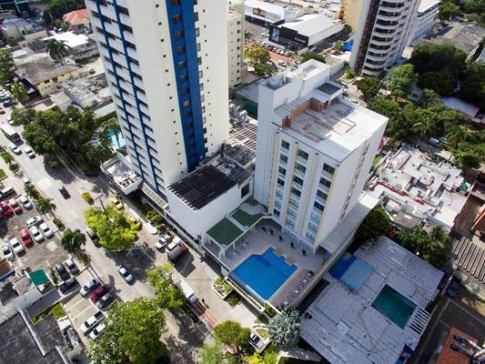 Hotel Barranquilla Plaza - Barranquilla - Rakennus