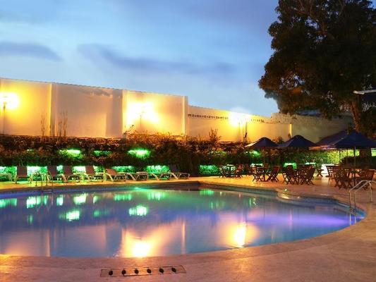 Hotel Barranquilla Plaza - Barranquilla - Uima-allas