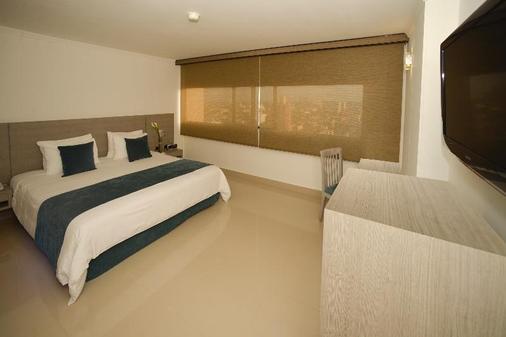 Hotel Barranquilla Plaza - Barranquilla - Bedroom