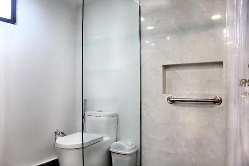 Hotel Barranquilla Plaza - Barranquilla - Bathroom