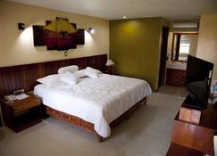 Hotel Los Andes - Coatzacoalcos - Κρεβατοκάμαρα