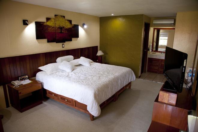 Hotel Los Andes Coatzacoalcos - Coatzacoalcos - Habitación