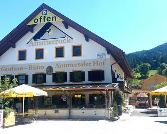Ammertaler Hof - Saulgrub - Building