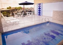 Hotel Caribe - Porto Velho - Piscina