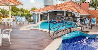 Hotel Paraiso Das Aguas - בוניטו