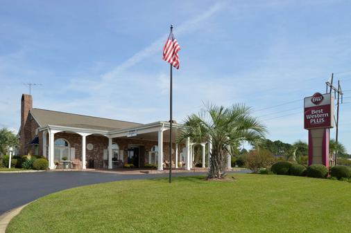 Best Western Plus Santee Inn - Santee - Building