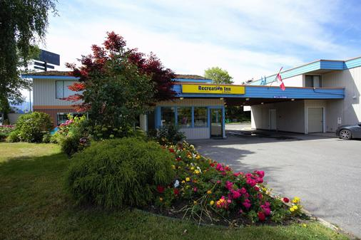 Recreation Inn And Suites - Kelowna - Building