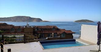Camboinhas Bed and Breakfast - Niterói - Pool