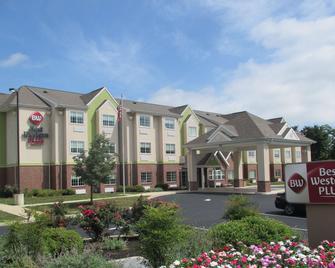 Best Western Plus Harrisburg Mechanicsburg - Enola - Building