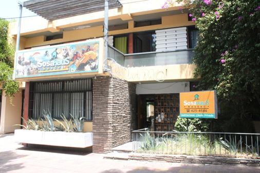Sosahaus Hostel Mendoza - Mendoza - Edificio