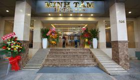 Minh Tam Hotel & Spa 3/2 - Ho Chi Minh City - Building
