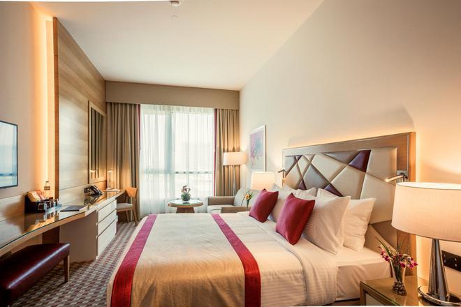 羅達林克斯埃爾納斯飯店 - 杜拜 - 臥室