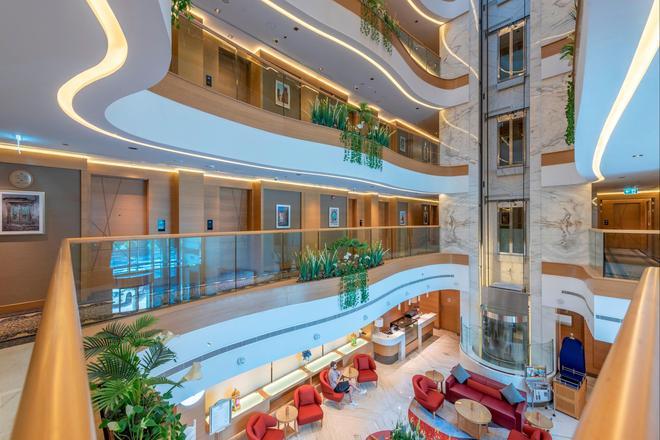 羅達林克斯埃爾納斯飯店 - 杜拜 - 建築