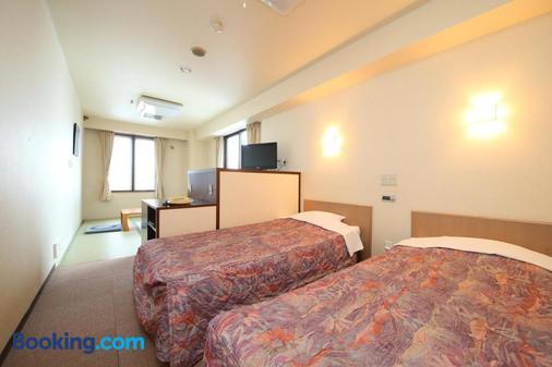 Hotel Tagawa - Yamanouchi - Bedroom