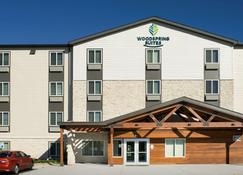 Woodspring Suites New Orleans Airport - Kenner - Building