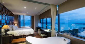 Alana Nha Trang Beach Hotel - Nha Trang - Bedroom
