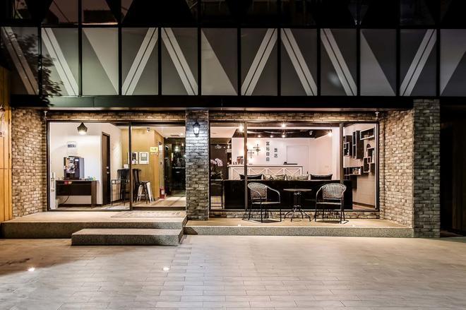 Rf Hotel Linsen - Taipei - Rakennus