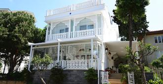 White Palace Otel - Estambul - Edificio