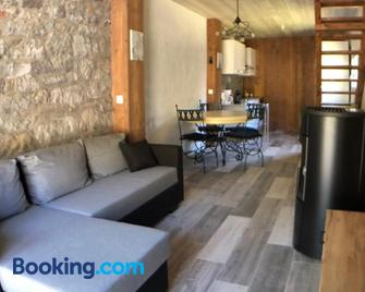 la Roseraie - Живе - Living room