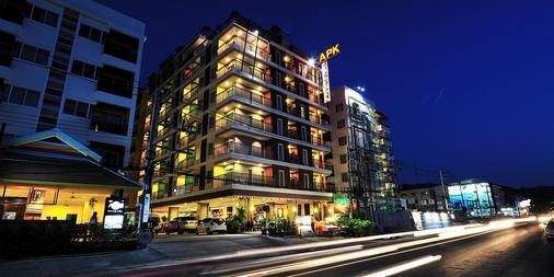 APK Resort & Spa - Patong - Building