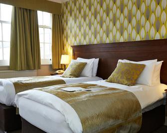 King's Head Hotel By Greene King Inns - Wimborne - Спальня