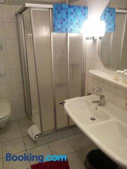 Hotel Seemöwe - Simmerath - Bathroom