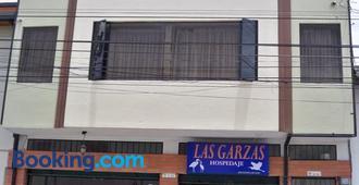 Las Garzas Alojamiento - Ibarra - Building