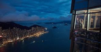 The Ritz-Carlton Hong Kong - Hong Kong - Outdoor view
