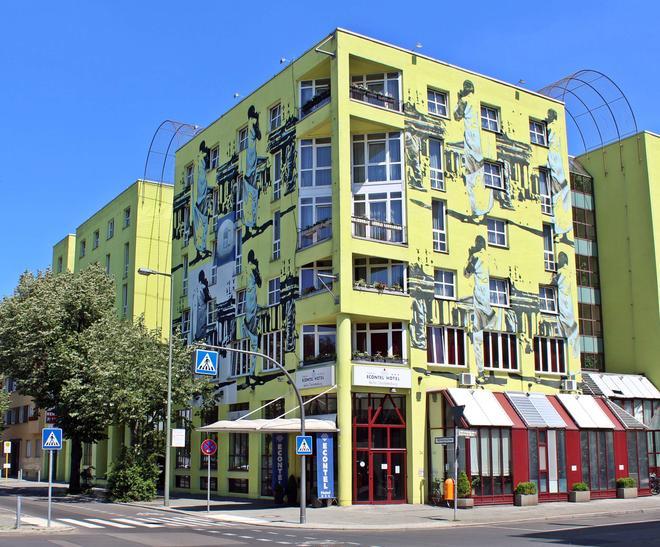ECONTEL HOTEL Berlin Charlottenburg - Berlin - Building