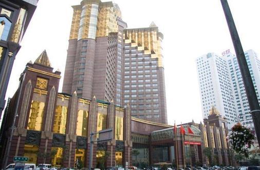 Marvelot Hotel Shenyang - Shenyang - Building