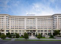 JW Marriott Bucharest Grand Hotel - Bucarest - Edificio