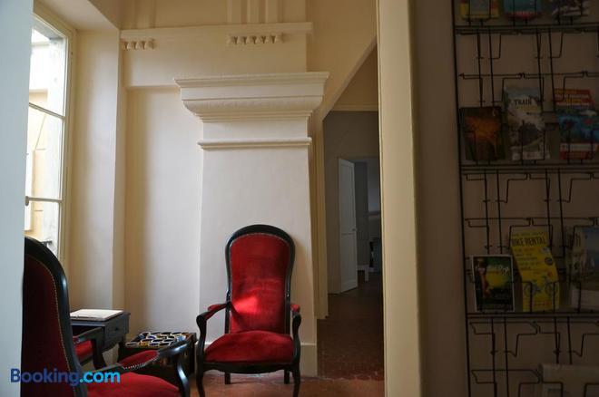 La Maïoun Guesthouse Hostel - Nice - Lobby