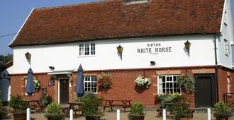 Sibton White Horse Inn - Saxmundham - Edificio