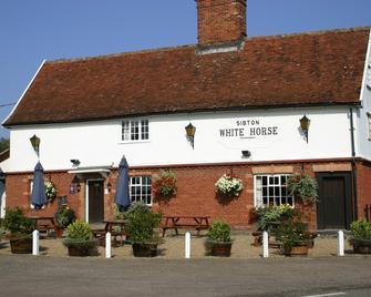 Sibton White Horse Inn - Saxmundham - Gebäude