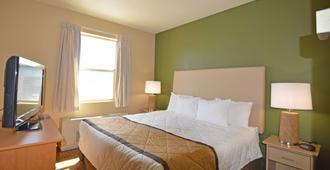 Extended Stay America Suites - Anchorage - Downtown - אנקוראג' - חדר שינה