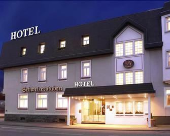 Hotel Schweizerstuben - Homburg - Building