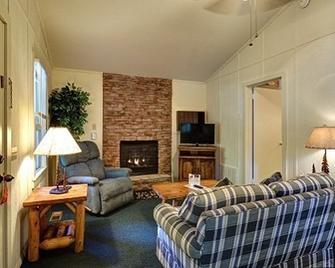 Mitchell's Lodge And Cottages - Highlands - Sala de estar