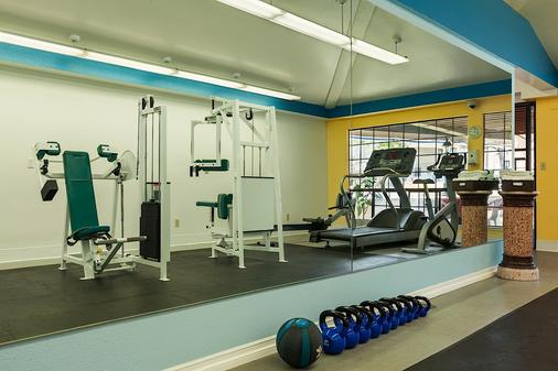 Sands Inn & Suites - San Luis Obispo - Gym