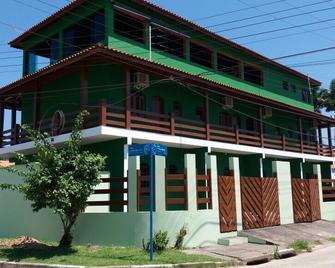 Oásis Pousada - Bertioga - Building